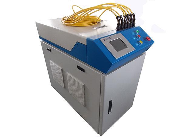 光纤传输六光束激光焊接机
