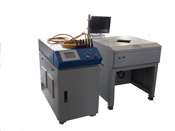 手动光纤传输四光束激光焊接机