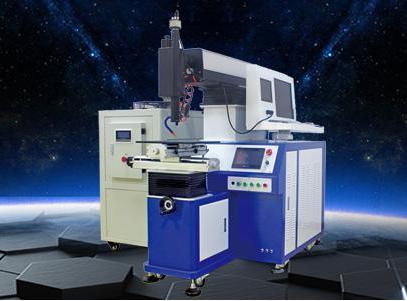 光纤传输激光焊接机五大产品特点