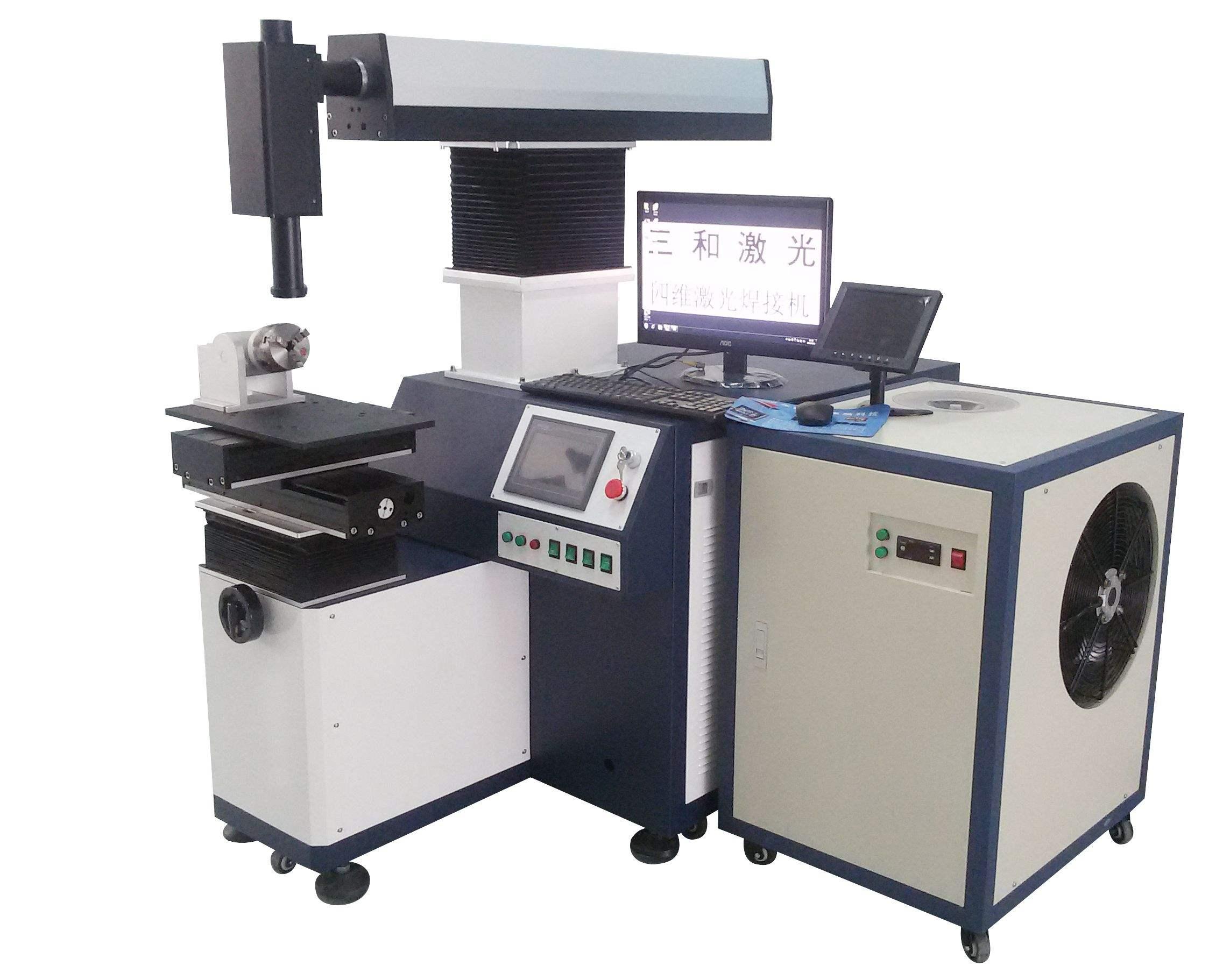 激光焊接新技术:改善与发展