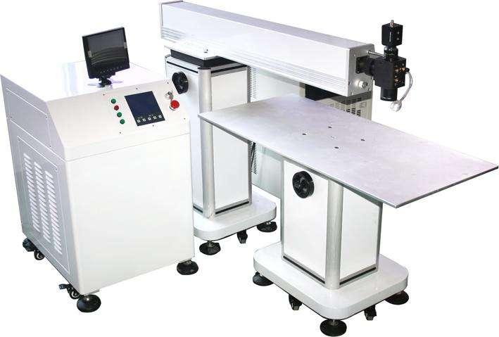 赛斐尔激光教你如何评判激光焊接机焊接效果