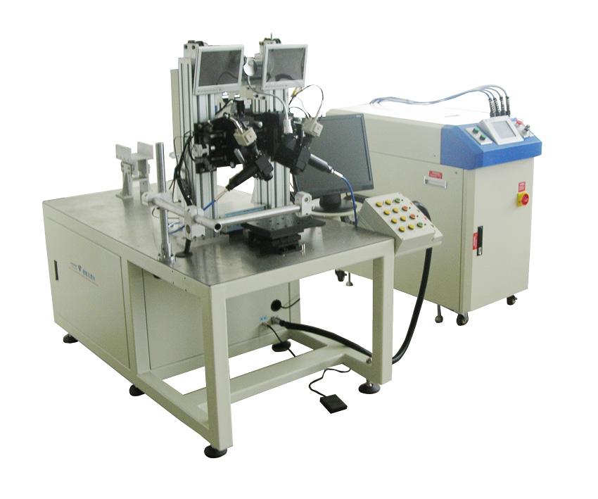 蝶形器件激光焊接机