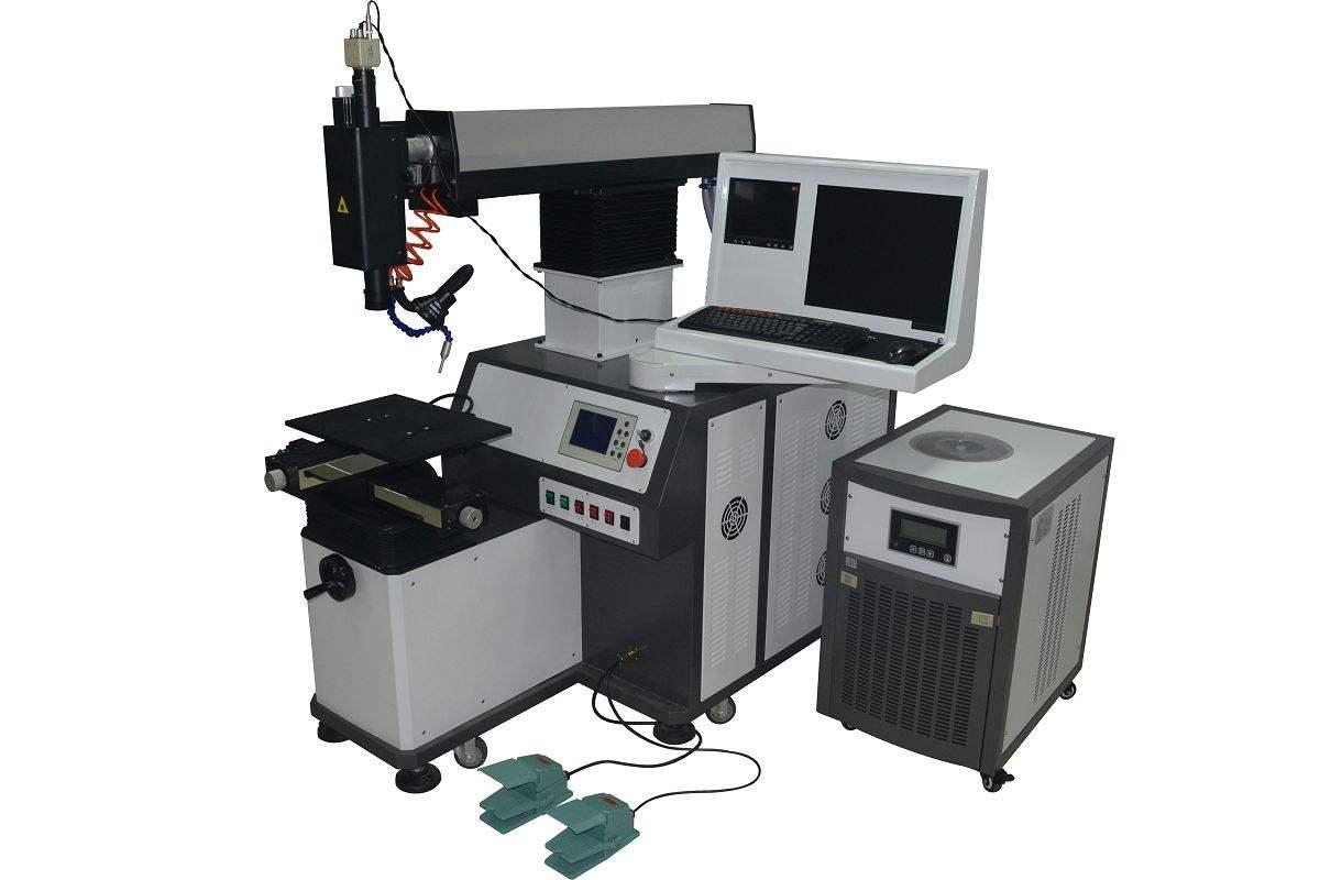 为什么激光焊接机在铜材上焊接的难度大?