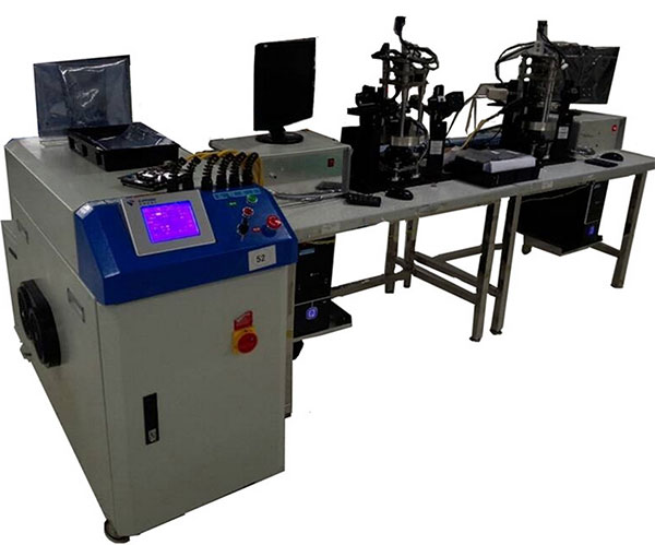 激光加工机的保养工作步骤