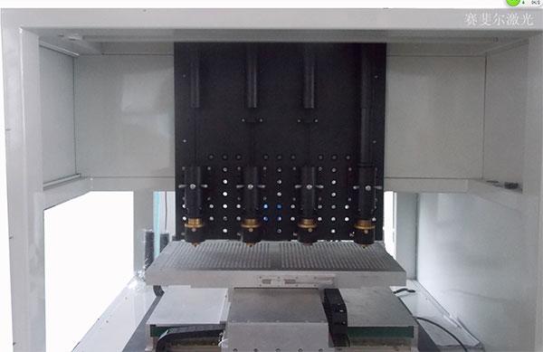 怎么检测激光切割机加工的质量?