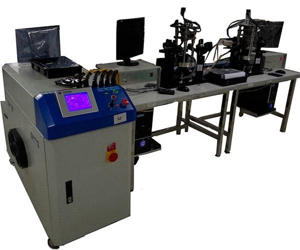 激光焊接机与传统的焊接工艺有什么不同?